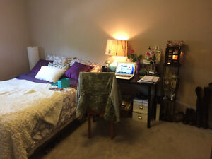 Large furnished bedroom in shared house- near UBC!