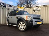 Land Rover Discovery 3 2.7TD V6 auto 2008MY HSE 4X4