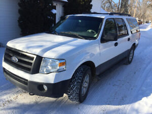2012 FORD EXPEDITION MAXX SSV 4X4