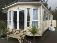 ABI Derwent static caravan for sale at Looe Bay Holiday Park