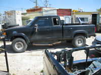 Parting out 91 Ford Ranger