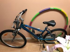 Bike and Hula Hoop Abdominal