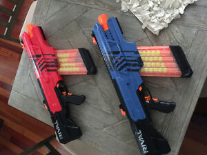 """NEW! Nerf Rival """"USED ONCE"""""""
