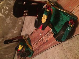 FORUM 'Shaka' Snowboard Bindings