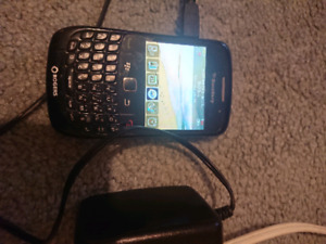 GSM Blackberry curve