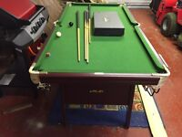 Riley snooker/pool table