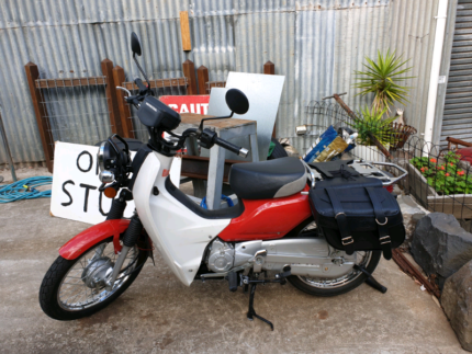 2013 super cub CT 110cc postie bike Geelong Geelong City Preview