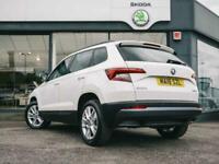 2018 Skoda KAROQ ESTATE 1.0 TSI SE Technology 5dr DSG Auto SUV Petrol Automatic