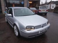 2003 Volkswagen Golf 2.8 V6 4Motion, 4 new toyo proxes tyres