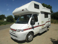 Autocruise Vista 4 Berth Compact Motorhome For Sale