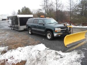 2003 gmc minute mount plow forsale keeping truck