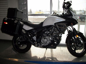 2012 Vstrom 650 Expedition - Loaded