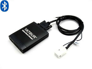 Sistema-de-Altavoz-USB-SDHC-AUX-Cambiador-CD-Interfaz-Mp3-VW-GOLF-R32-2005-2008