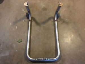 Hindle motorcycle stand