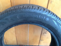 WANTED 195/55R/16 CONTINENTAL CONTIPROCONTACT SSR TIRE.
