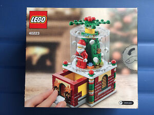 Brand New Christmas Lego (Limited Edition) in Sealed Box