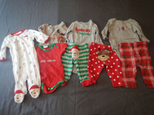 6 month Christmas outfits