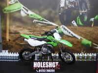 Kawasaki KX 65 Motocross Bike