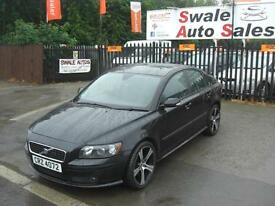 2005 VOLVO S40 SPORT 2.0D ONLY 107,021 MILES, FULL SERVICE HISTORY