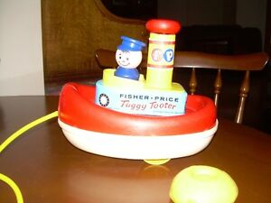 Fisher Price Tuggy Tooter Kingston Kingston Area image 1