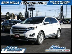2015 Ford Edge SELLeather Pano Roof Navigation