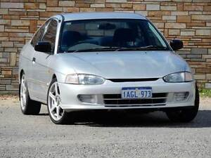 1998 Mitsubishi Lancer Coupe 1.8L Gosnells Gosnells Area Preview