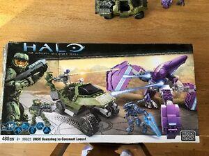 City and Halo Mega Blocks Gatineau Ottawa / Gatineau Area image 2