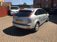 Ford focus 1.6 automatic, (2007) only 35k mileage, 5 Months MOT