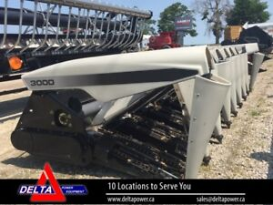2005 AGCO GLEANER 3000-8R CORN COMBINE HEAD