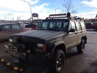 REDUCED! Two 1991 Jeep Cherokees great deal!! Need gone ASAP