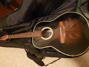 12 String Acoustic-Electric Guitar