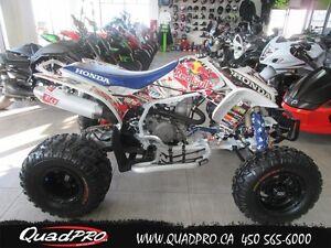 2014 Honda TRX450R 42,32$/SEMAINE