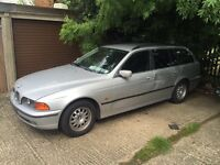 BMW 520 touring injection +drives perfect