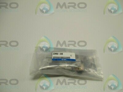 Smc Zzm02-04b Vacuum Ejector Manifold Assembly New In Factory Bag