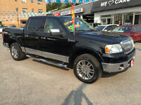 2008 LINCOLN MARK LT CREW CAB LTD. 4X4 PICKUP TRUCK