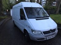 2004 (54) Mercedes Sprinter 308 CDI MWB High Top