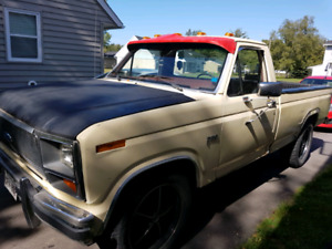 1983 FORD F150!