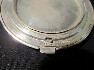 VINTAGE BIRKS STERLING SILVER COMPACT Peterborough Peterborough Area image 4