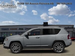 2015 Jeep Compass Sport  - CD player -  cruise control - Low Mil