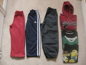 Boys Clothing Lot Size 4T(Toddler)