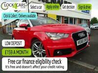2011 Audi A1 1.4 TFSI S LINE 3d 122 BHP Hatchback Petrol Manual