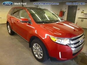 2012 Ford Edge Limited  - local - sk tax paid - non-smoker - tra