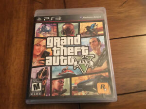 Grand theft auto 5 15$ négociable.