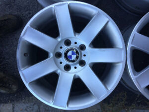 4 Mags BMW Style 44 - Serie 3 - Bolt pattern: 5 X 120