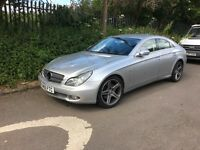 MERCEDES BENZ GRAND EDITION CLS350 CDI 7 GEARS LOW MILEAGE CAT D DRIVEABLE