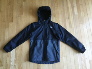 The North Face Boys' Warm Storm Rain Jacket - size M (10/12)