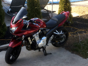 2007 Suzuki Bandit 650 Fuel Inj Cert $3500 Swap Trade