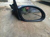Vectra b electric drivers mirror