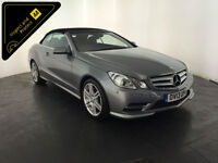 2013 MERCEDES-BENZ E250 CDI BLUE EFFICIENCY SPORT 1 OWNER FINANCE PX WELCOME