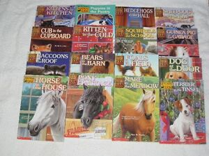 ANIMAL ARK - CHAPTERBOOKS - GREAT SELECTION - **SPECIAL SALE**